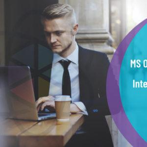 MS Office 2016 Word Intermediate Level